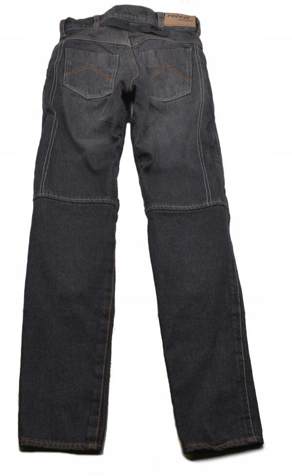 Spodnie JEANSY MOTOCYKLOWE ROLEFF RO-180 ; 27