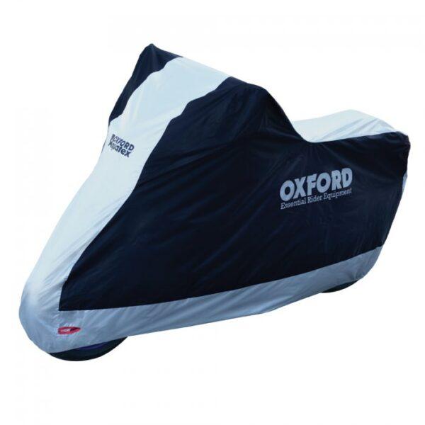 OXFORD POKROWIEC MOTOCYKL WODOODPORNY AQUATEX L
