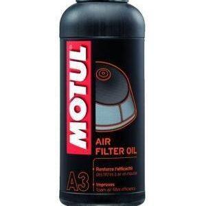 Motul A3 olej do gąbkowych filtrów powietrza 1L