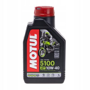 Olej silnikowy Motul 5100 10W40 MA2 1L 4T 4 suw