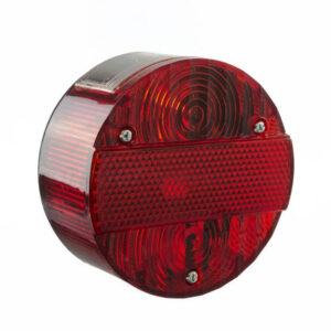 Lampa tylna tył okrągła MZ ETZ 150 250 251 SIMSON