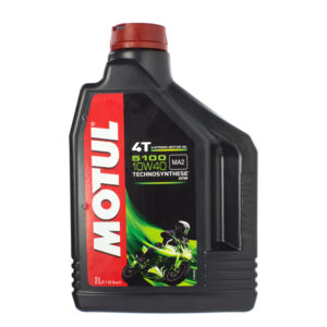 Olej silnikowy Motul 5100 10W40 MA2 2L 4T 4 suw