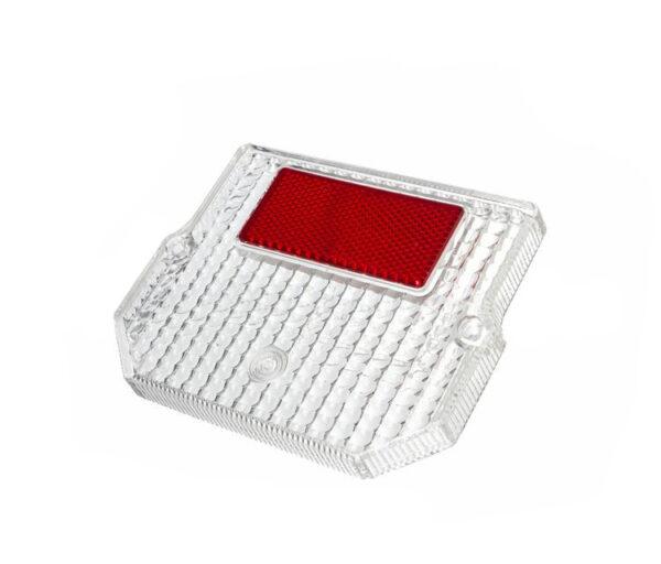 Klosz szkło lampy tylnej MZ ETZ 150 250 251 SIMSON