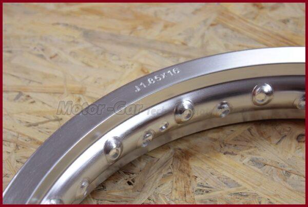 Felga obręcz aluminiowa AWINA 16X1.85 MZ ES TS