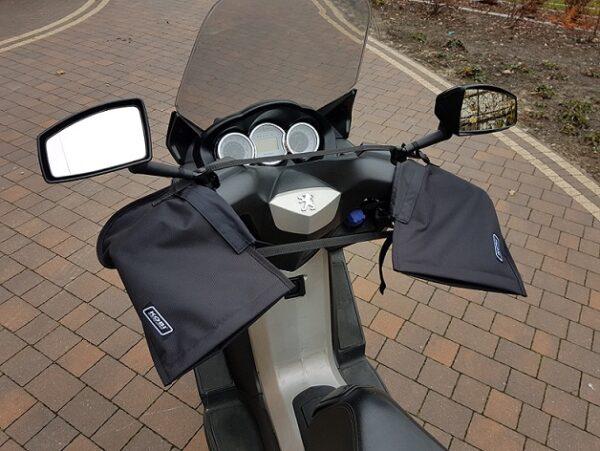 OCIEPLACZ Kobi mufki skuterowe manetek kierownicy