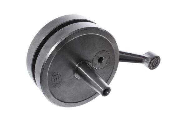 Wał korbowy korba niemiecki IFA MZ ETZ 150