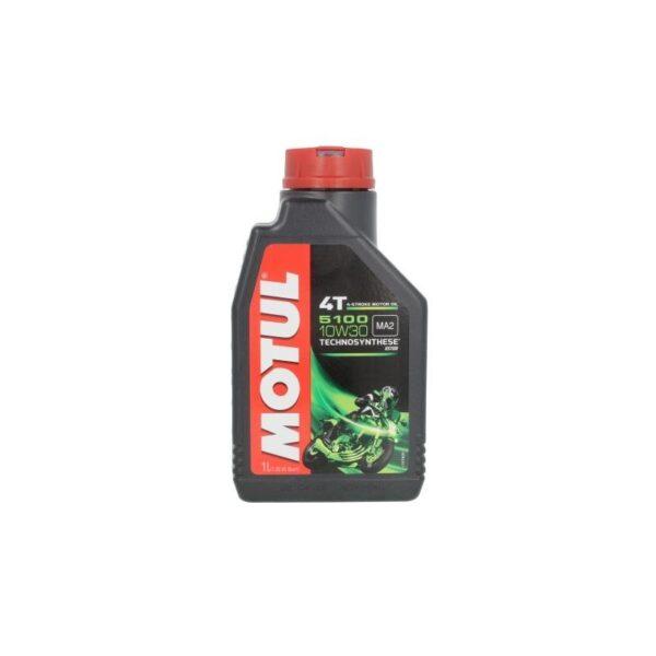 Olej silnikowy Motul 5100 10W30 MA2 1L 4T 4 suw