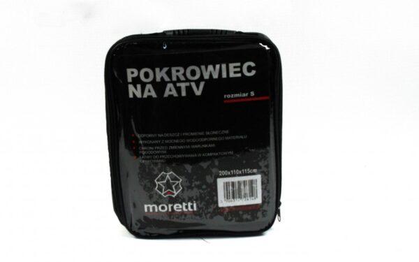 POKROWIEC WODOODPORNY MOCNY QUAD ATV 200X115X100