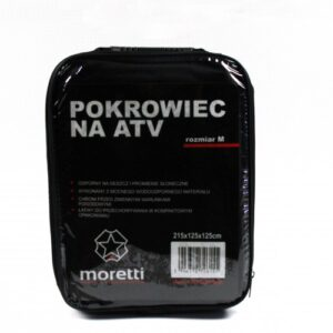 POKROWIEC WODOODPORNY MOCNY QUAD ATV 215X125X125