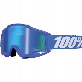 GOGLE MOTOCYKLOWE ACCURI REFLEX 100% CROSS ENDURO