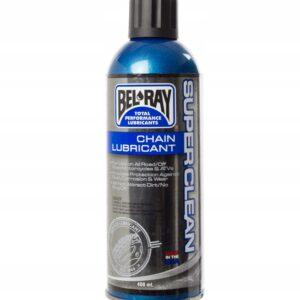 SMAR DO ŁAŃCUCHA BEL-RAY SUPER CLEAN 400 ML