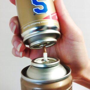 SMAR DO ŁAŃCUCHA DRY LUBE KETTEN SPRAY S100 400 ml