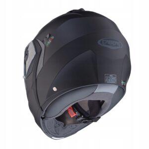 Kask SZCZĘKOWY Caberg DUKE II Black Mat S PINLOCK