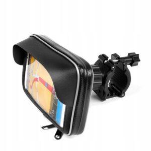 ETUI UCHWYT GPS TELEFON TYP 167 6 CALI NA MOTOCYKL