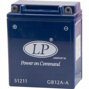 AKUMULATOR LANDPORT GB12A-A ŻELOWY 12V 12AH