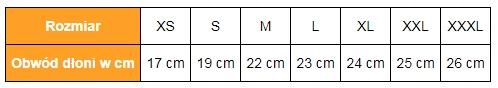 RĘKAWICE MOTOCYKLOWE SEVENTY SD-N14 LETNIE XL