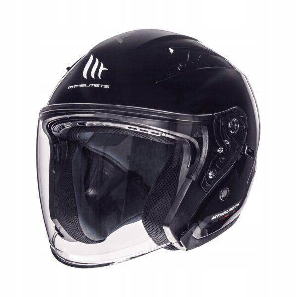 KASK MOTOCYKLOWY OTWARTY MT AVENUE SV SKUTER XS