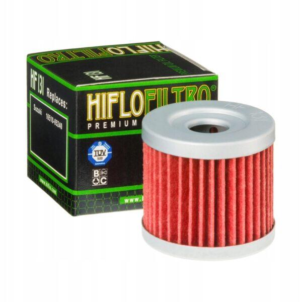 FILTR OLEJU HIFLO HF131 SUZUKI GN GSX-R DR GZ
