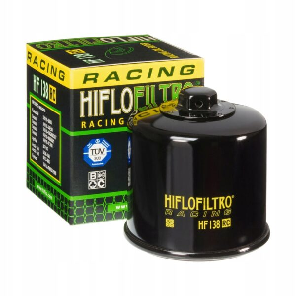 FILTR OLEJU HIFLO HF138RC GSX GSXR SV TL VZ VS DL