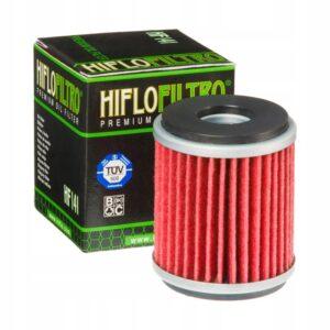 FILTR OLEJU HIFLO HF141 YAMAHA MT WR 125 YZ 250