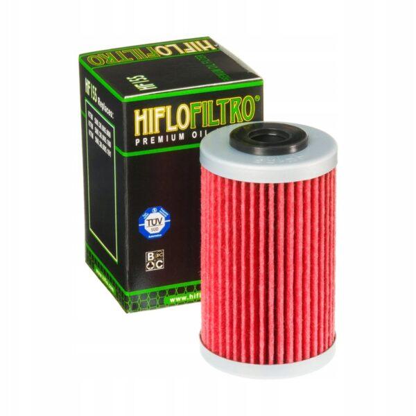 FILTR OLEJU HIFLO HF155 KTM SX EXC LC4 DUKE SC