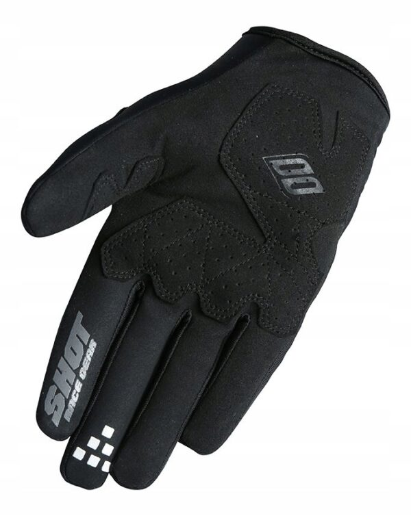 Zimowe rękawice SHOT TRAINER ciepłe CROSS ATV L
