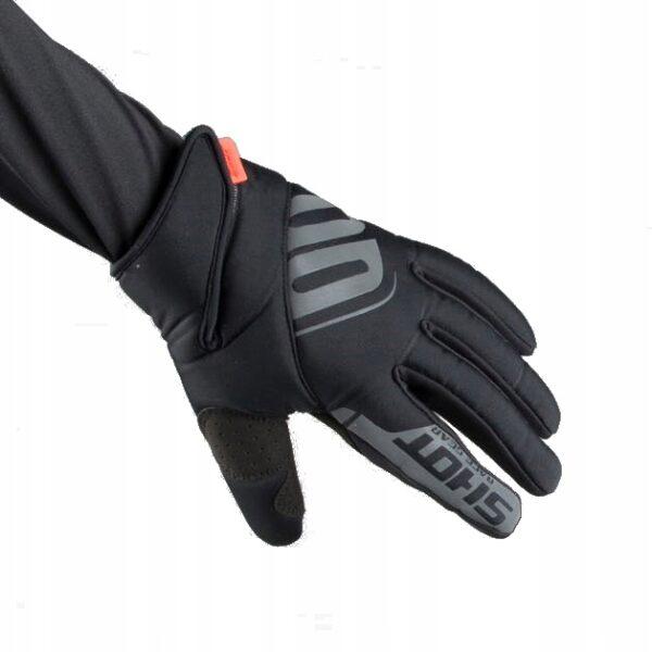 Zimowe rękawice SHOT TRAINER ciepłe CROSS ATV M