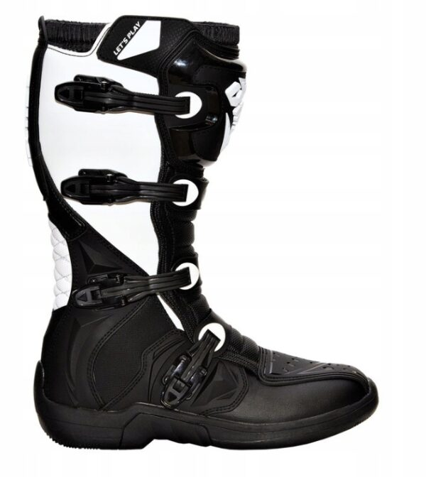Buty na CROSS Blk/Wh Quad IMX X-TWO 46