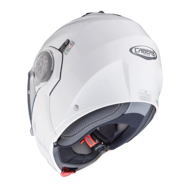 Caberg DROID kask szczękowy XL biały + PINLOCK