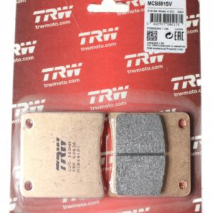 Klocki hamulcowe TRW MCB591SV GSX 600 F 750 1100