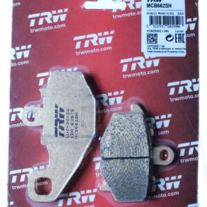 Klocki hamulcowe TRW MCB662SH ER-6 ZX-9R ZX10R ZRX