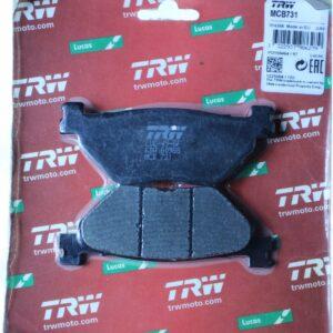 Klocki hamulcowe TRW MCB731 GV 650 TDM FJR XT XVS