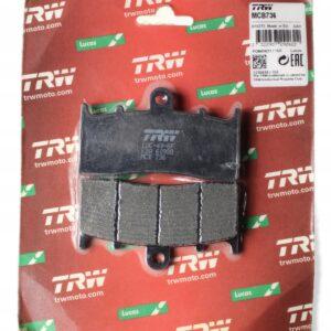 Klocki hamulcowe TRW MCB736 BMW 850 R 1100 1150 K