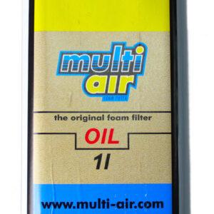 Olej do filtrów powietrza MULTI AIR 1 LITR Fluid
