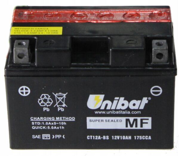 Akumulator UNIBAT CT12A ER-6F ER6N GSR GSXR SFV SV