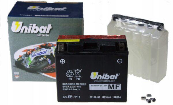 Akumulator UNIBAT CT12B DUCATI XJ6 FZ6 R1 DIAVEL
