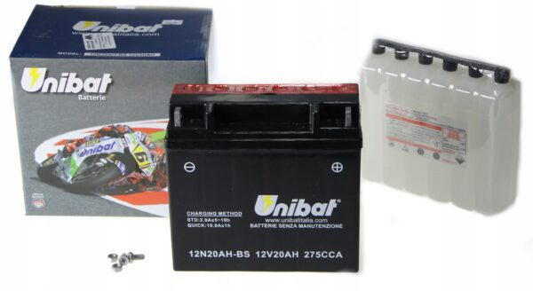 Akumulator UNIBAT 12N20AH-BS BMW K1100 R1150 R850R