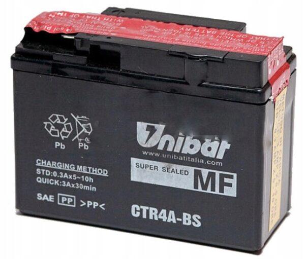 Akumulator UNIBAT CTR4A-BS HONDA SFX SH SJ SXR SZX