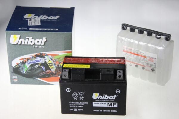 Akumulator UNIBAT CTZ12S-BS NC700 NSS RVT VTR VTT