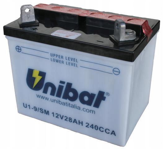 Akumulator UNIBAT U1-9 DO AMA Falciatrice