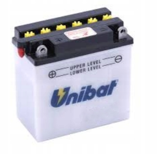 Akumulator UNIBAT 12N7C-3D