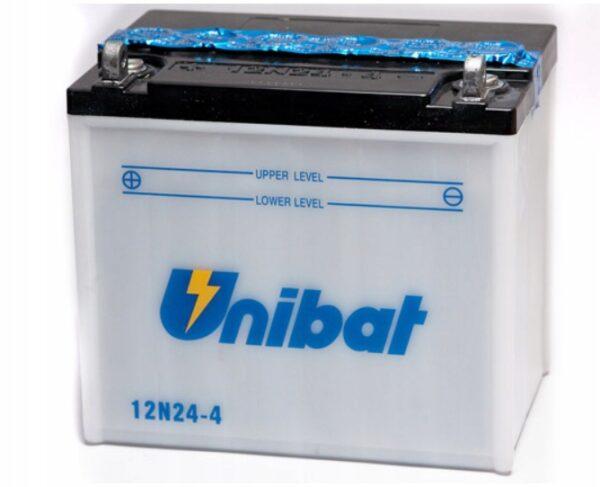 Akumulator UNIBAT 12N24-4