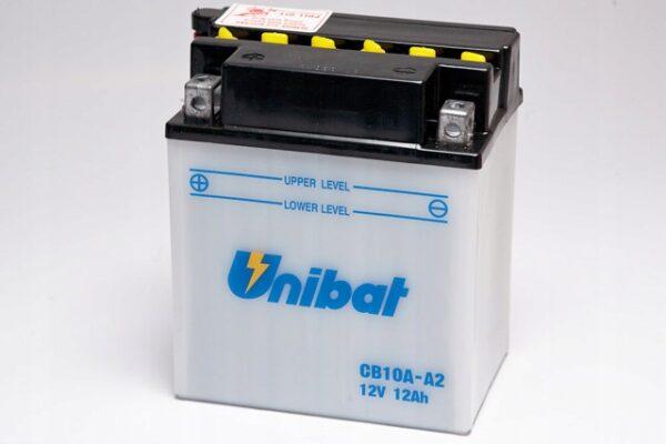 Akumulator UNIBAT CB10A-A2