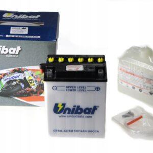 Akumulator UNIBAT CB14L-A2 KZ 750 CB750 ETX C1