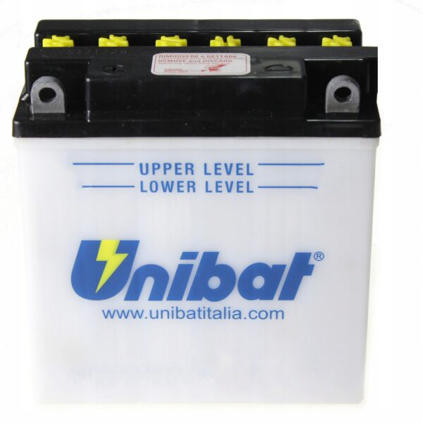 Akumulator UNIBAT CB16L-B KAWASAKI GPZ 1100 Z1000