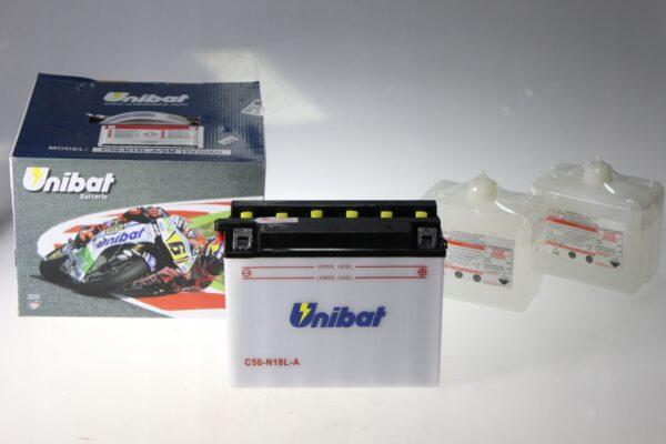 Akumulator C50-N18L-A ARCTIC PANTERA ZR900 CB750