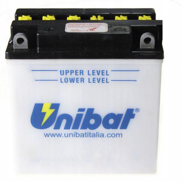 Akumulator UNIBAT B49-6 BMW R 50 VESPA RALLY GRAND