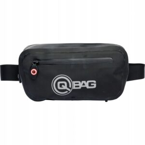 Saszetka torba nerka motocyklisty na pasek QBAG