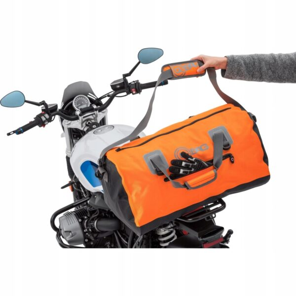 Torba rolka motocykl siedzenie QBAG WODOODPORNA 80
