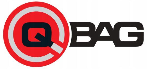 Plecak motocyklowy QBAG 12 wodoodporny Szary 20 L